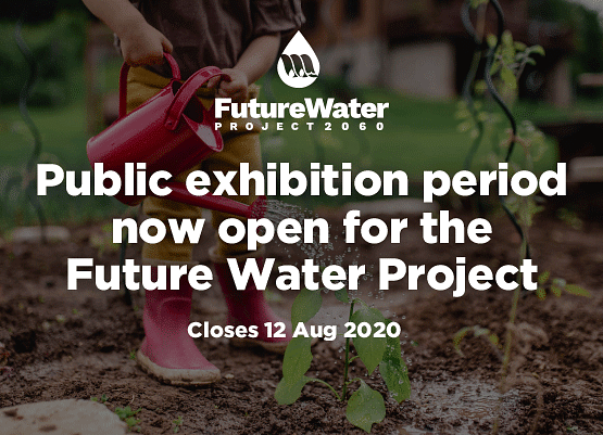 Future Water Project 2060